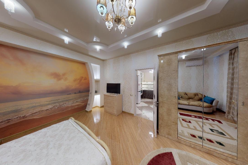 2-комн. квартира, 96.6 кв.м. на 5 человек, Крымская улица, 34, Анапа - Фотография 13