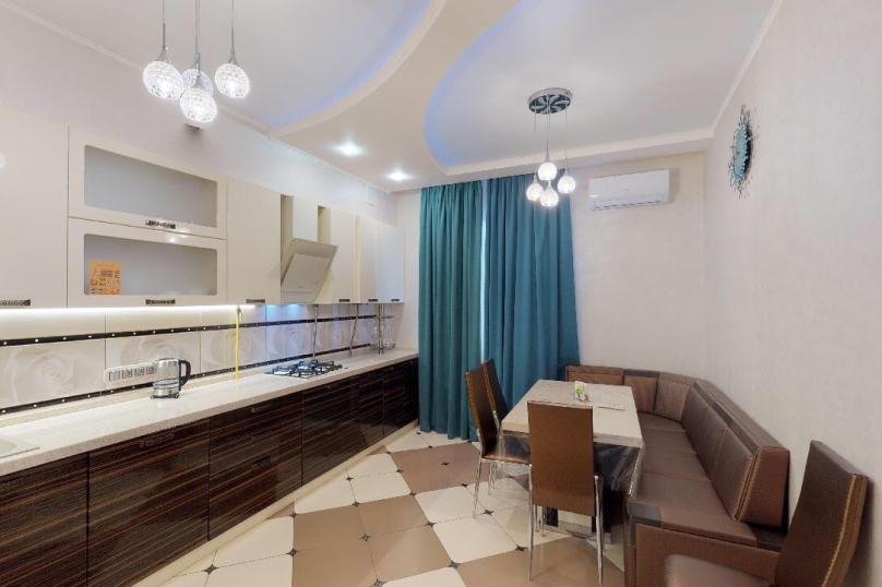 2-комн. квартира, 96.6 кв.м. на 5 человек, Крымская улица, 34, Анапа - Фотография 16