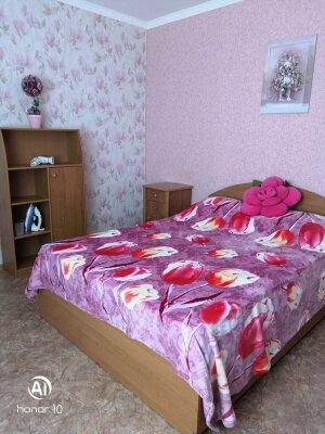 1-комн. квартира, 38 кв.м. на 3 человека, Чкалова, 113-б, Динамо, Феодосия - Фотография 1