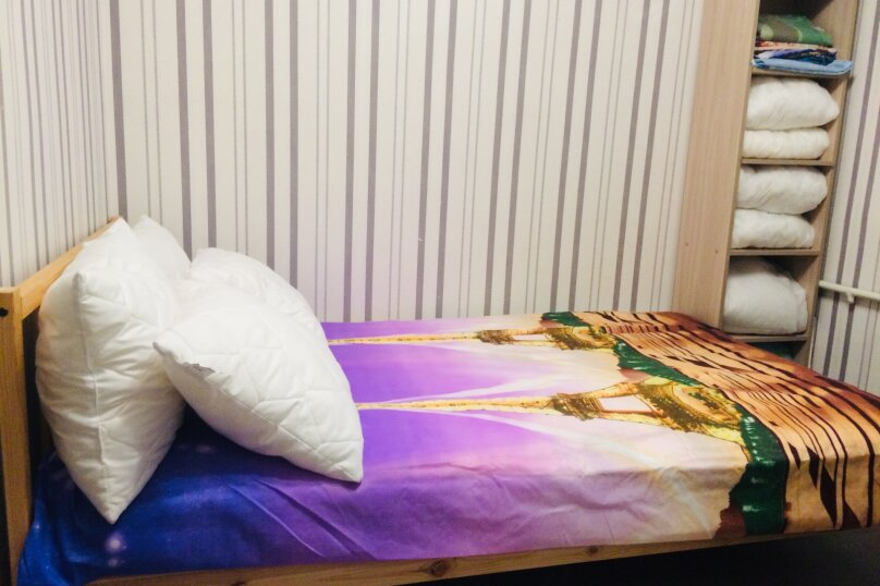 1-комн. квартира, 18 кв.м. на 4 человека, Гвардейская улица, 48/2, Казань - Фотография 19