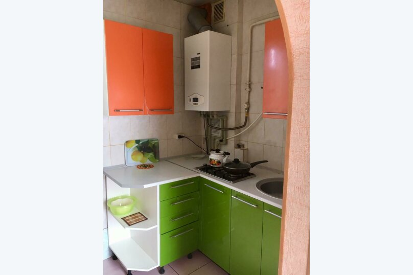 2-комн. квартира, 40 кв.м. на 6 человек, Д.Ульянова, 4, Евпатория - Фотография 15