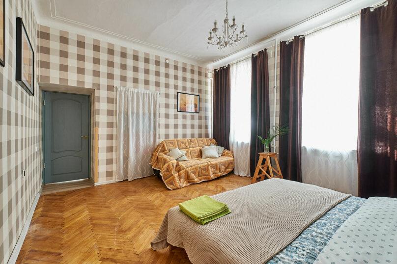 4-комн. квартира, 71 кв.м. на 8 человек, Захарьевская улица, 27, Санкт-Петербург - Фотография 9