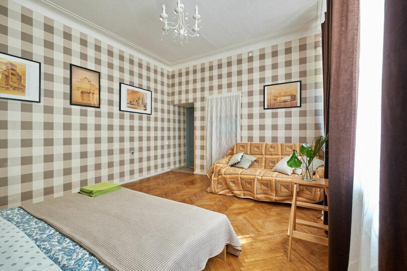 4-комн. квартира, 71 кв.м. на 8 человек, Захарьевская улица, 27, Санкт-Петербург - Фотография 10
