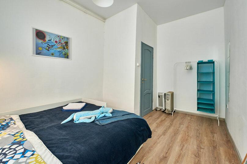 4-комн. квартира, 71 кв.м. на 8 человек, Захарьевская улица, 27, Санкт-Петербург - Фотография 12