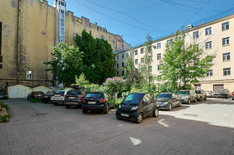 4-комн. квартира, 71 кв.м. на 8 человек, Захарьевская улица, 27, Санкт-Петербург - Фотография 20
