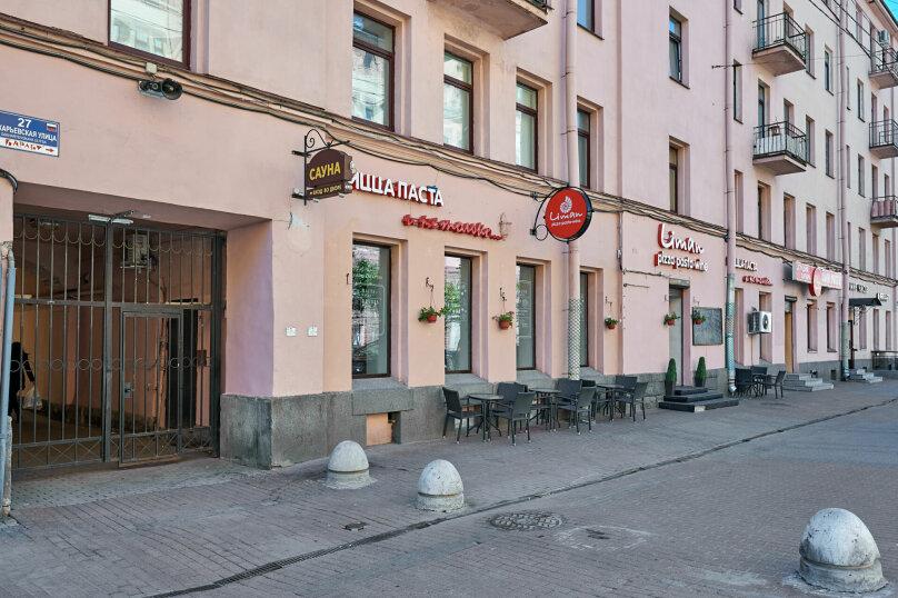4-комн. квартира, 71 кв.м. на 8 человек, Захарьевская улица, 27, Санкт-Петербург - Фотография 21