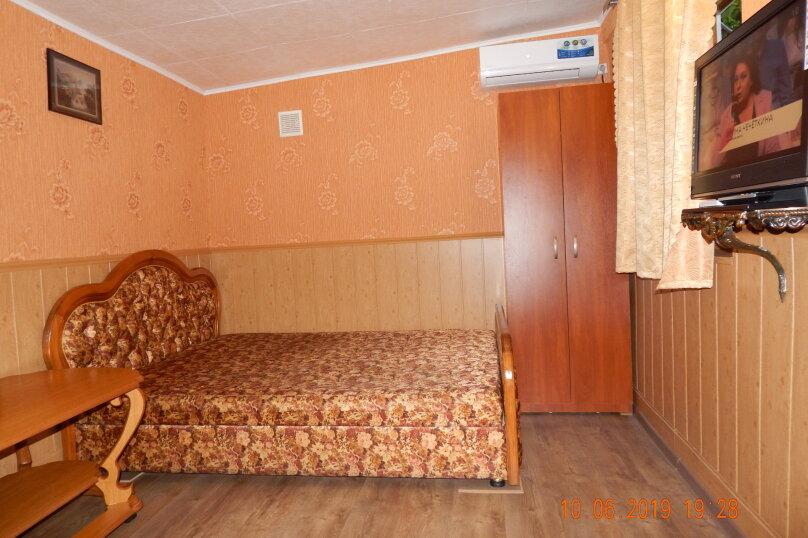 Домик  отдельный   в  тихом  месте, 25 кв.м. на 3 человека, 1 спальня, Щепкина, 1, Алупка - Фотография 13