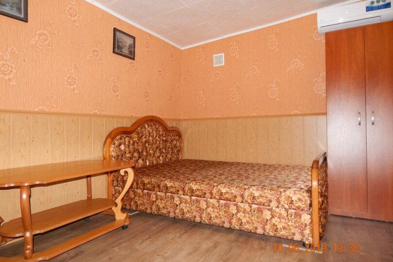 Домик  отдельный   в  тихом  месте, 25 кв.м. на 3 человека, 1 спальня, Щепкина, 1, Алупка - Фотография 14