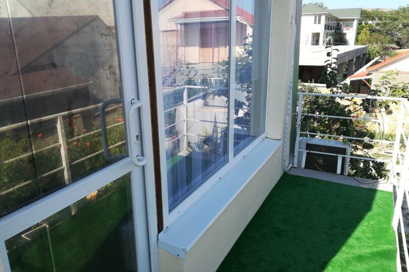 Двух этажный коттедж , 45 кв.м. на 5 человек, 2 спальни, Лучистая, 15, Судак - Фотография 9