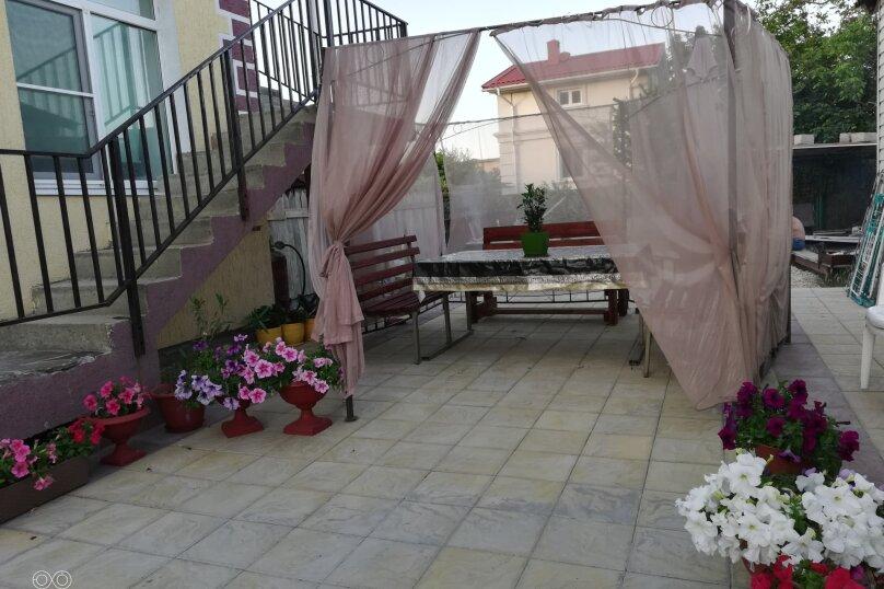 1-комн. квартира, 29 кв.м. на 2 человека, Октябрьская, 1а, Витязево - Фотография 23