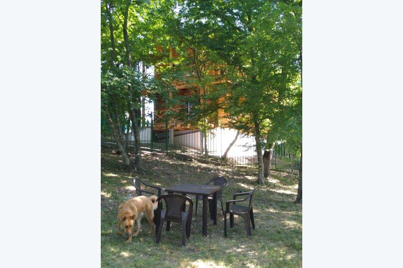 Дом бревенчатый в лесу, у моря, с бассейном., 110 кв.м. на 6 человек, 2 спальни, с\т Гранат, 86А, Туапсе - Фотография 35