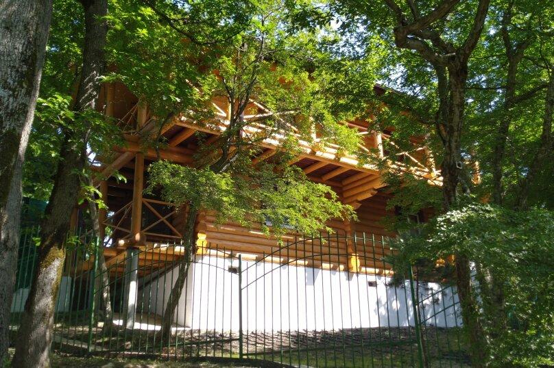 Дом бревенчатый в лесу, у моря, с бассейном., 110 кв.м. на 6 человек, 2 спальни, с\т Гранат, 86А, Туапсе - Фотография 36