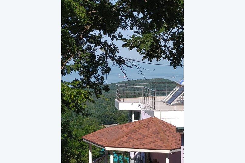 Дом бревенчатый в лесу, у моря, с бассейном., 110 кв.м. на 6 человек, 2 спальни, с\т Гранат, 86А, Туапсе - Фотография 37