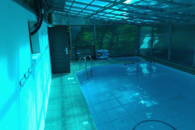 Дом бревенчатый в лесу, у моря, с бассейном., 110 кв.м. на 6 человек, 2 спальни, с\т Гранат, 86А, Туапсе - Фотография 40