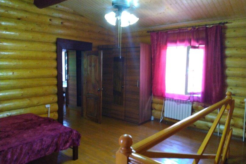 Дом бревенчатый в лесу, у моря, с бассейном., 110 кв.м. на 6 человек, 2 спальни, с\т Гранат, 86А, Туапсе - Фотография 45