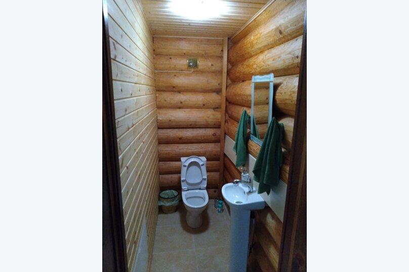 Дом бревенчатый в лесу, у моря, с бассейном., 110 кв.м. на 6 человек, 2 спальни, с\т Гранат, 86А, Туапсе - Фотография 49
