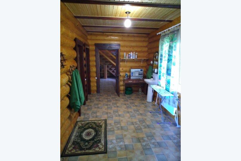 Дом бревенчатый в лесу, у моря, с бассейном., 110 кв.м. на 6 человек, 2 спальни, с\т Гранат, 86А, Туапсе - Фотография 50