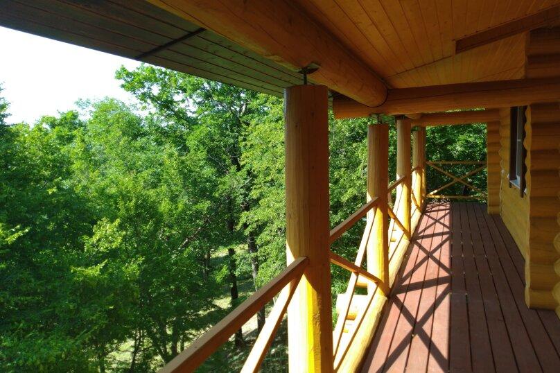 Дом бревенчатый в лесу, у моря, с бассейном., 110 кв.м. на 6 человек, 2 спальни, с\т Гранат, 86А, Туапсе - Фотография 51