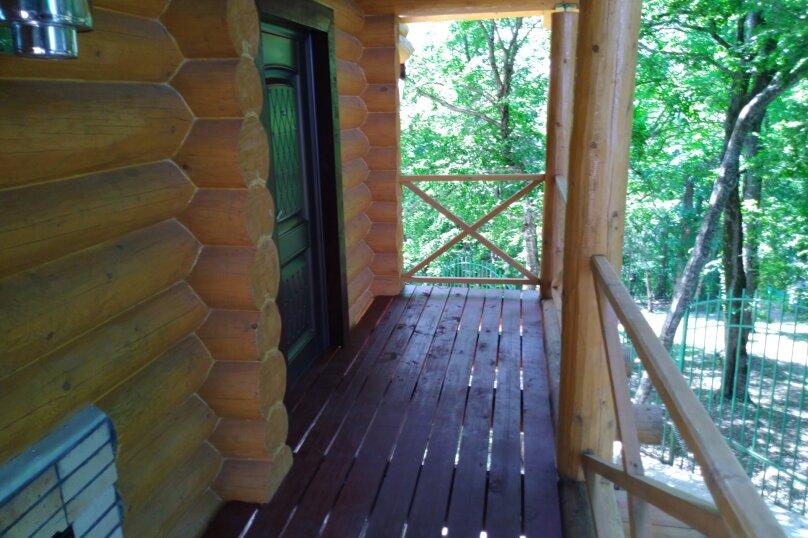 Дом бревенчатый в лесу, у моря, с бассейном., 110 кв.м. на 6 человек, 2 спальни, с\т Гранат, 86А, Туапсе - Фотография 52