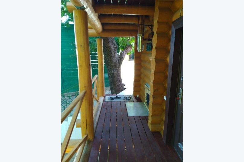 Дом бревенчатый в лесу, у моря, с бассейном., 110 кв.м. на 6 человек, 2 спальни, с\т Гранат, 86А, Туапсе - Фотография 54