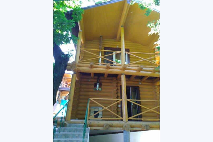 Дом бревенчатый в лесу, у моря, с бассейном., 110 кв.м. на 6 человек, 2 спальни, с\т Гранат, 86А, Туапсе - Фотография 55