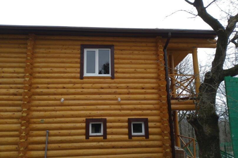 Дом бревенчатый в лесу, у моря, с бассейном., 110 кв.м. на 6 человек, 2 спальни, с\т Гранат, 86А, Туапсе - Фотография 56