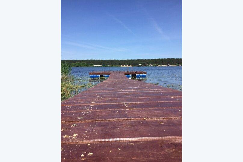 Домик на берегу Волги 100 метров от воды , 100 кв.м. на 4 человека, Конаковский р-н, д. Алексино, 2, Тверь - Фотография 13