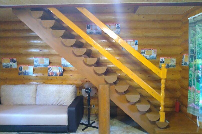 Дом бревенчатый в лесу, у моря, с бассейном., 110 кв.м. на 6 человек, 2 спальни, с\т Гранат, 86А, Туапсе - Фотография 58
