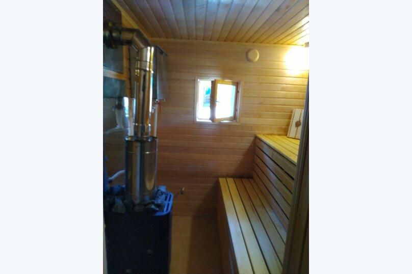 Дом бревенчатый в лесу, у моря, с бассейном., 110 кв.м. на 6 человек, 2 спальни, с\т Гранат, 86А, Туапсе - Фотография 59