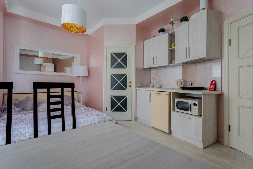 Однокомнатные апартаменты  без балкона, Афанасия Никитина, 10а, Гурзуф - Фотография 1
