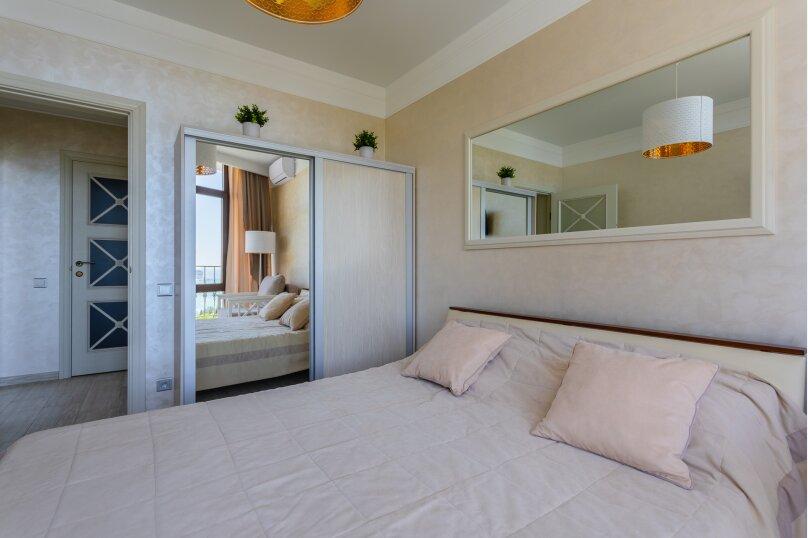 Двухкомнатные апартаменты, Афанасия Никитина, 10а, Гурзуф - Фотография 1