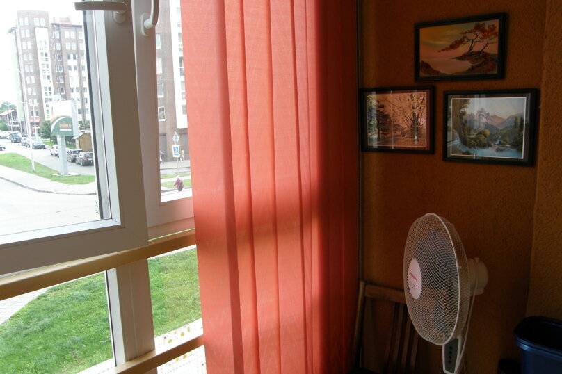 1-комн. квартира, 43 кв.м. на 3 человека, Артиллерийская улица, 65, Калининград - Фотография 12