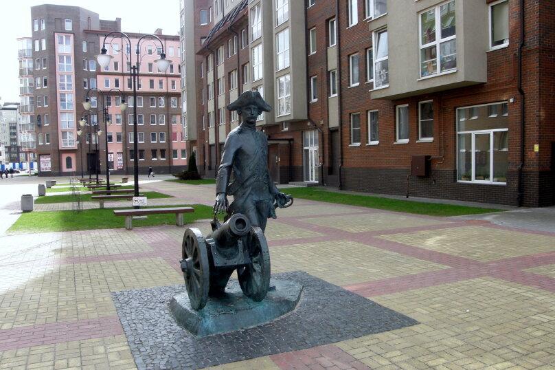 1-комн. квартира, 43 кв.м. на 3 человека, Артиллерийская улица, 65, Калининград - Фотография 15