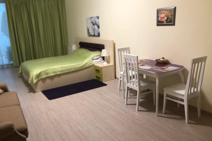 1-комн. квартира, 50 кв.м. на 4 человека, улица Васильченко, 6В, Партенит - Фотография 6