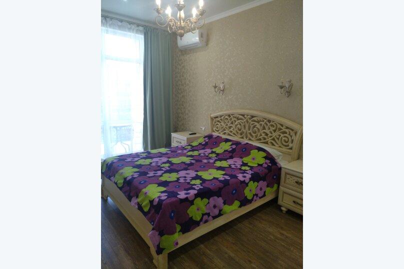 2-комн. квартира, 65 кв.м. на 6 человек, улица Гоголя, 7к1, Геленджик - Фотография 8