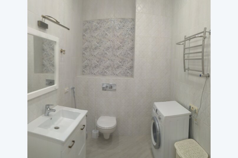 2-комн. квартира, 65 кв.м. на 6 человек, улица Гоголя, 7к1, Геленджик - Фотография 13