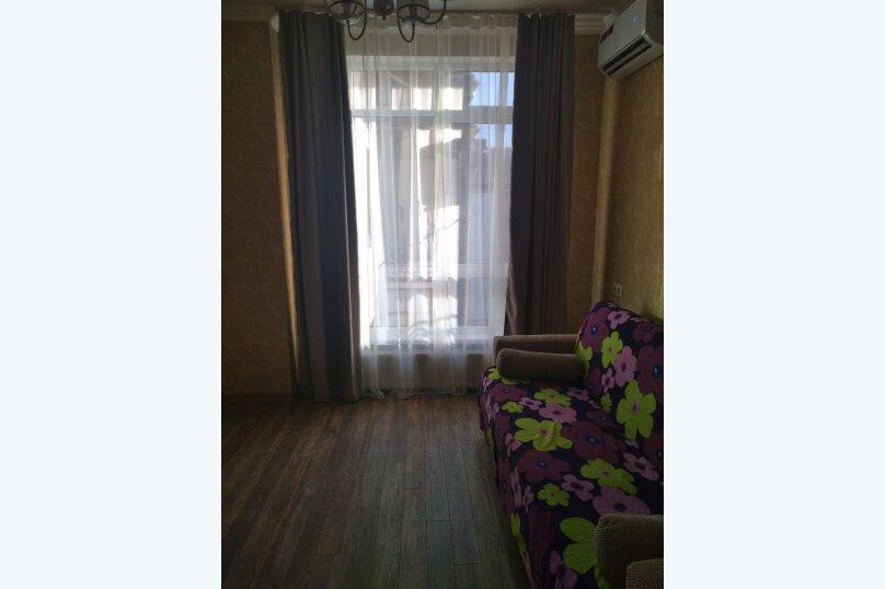 2-комн. квартира, 65 кв.м. на 6 человек, улица Гоголя, 7к1, Геленджик - Фотография 14