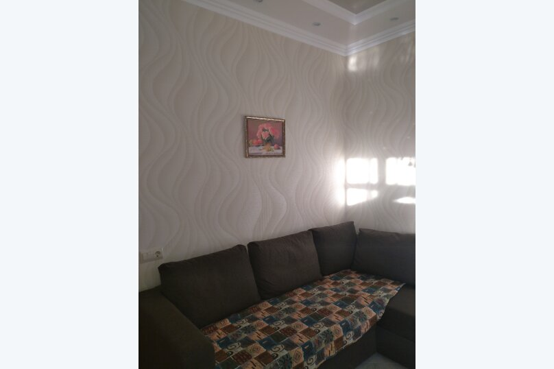2-комн. квартира, 65 кв.м. на 6 человек, улица Гоголя, 7к1, Геленджик - Фотография 16