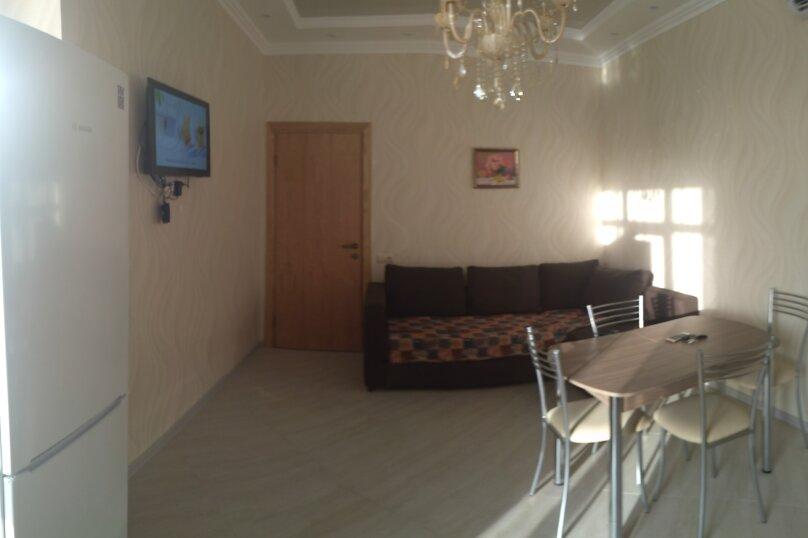 2-комн. квартира, 65 кв.м. на 6 человек, улица Гоголя, 7к1, Геленджик - Фотография 18