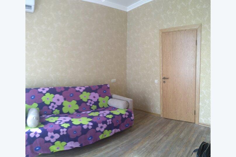 2-комн. квартира, 65 кв.м. на 6 человек, улица Гоголя, 7к1, Геленджик - Фотография 20