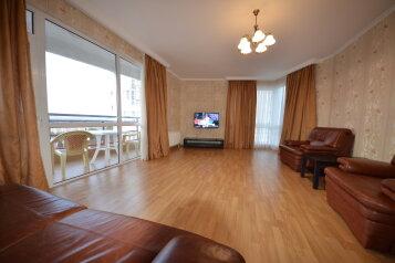 3-комн. квартира, 120 кв.м. на 8 человек, переулок Богдана Хмельницкого, 10, Адлер - Фотография 2