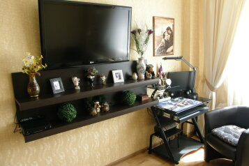 1-комн. квартира, 43 кв.м. на 4 человека, Артиллерийская улица, 65, Калининград - Фотография 4
