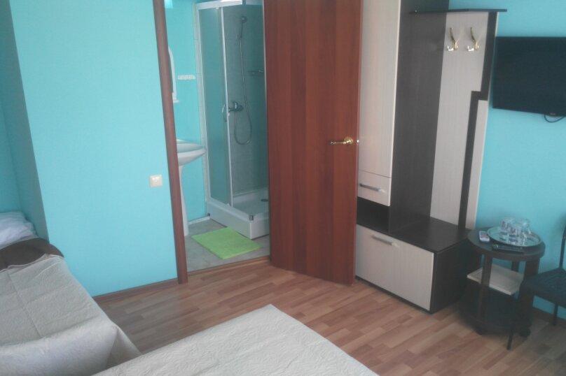 4-местный номер на 2-м этаже, Черноморская улица, 98, Витязево - Фотография 6