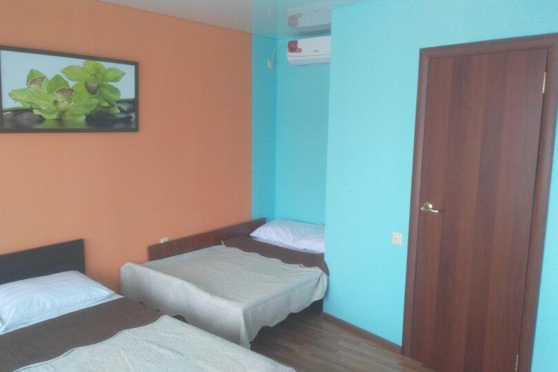 4-местный номер на 2-м этаже, Черноморская улица, 98, Витязево - Фотография 7