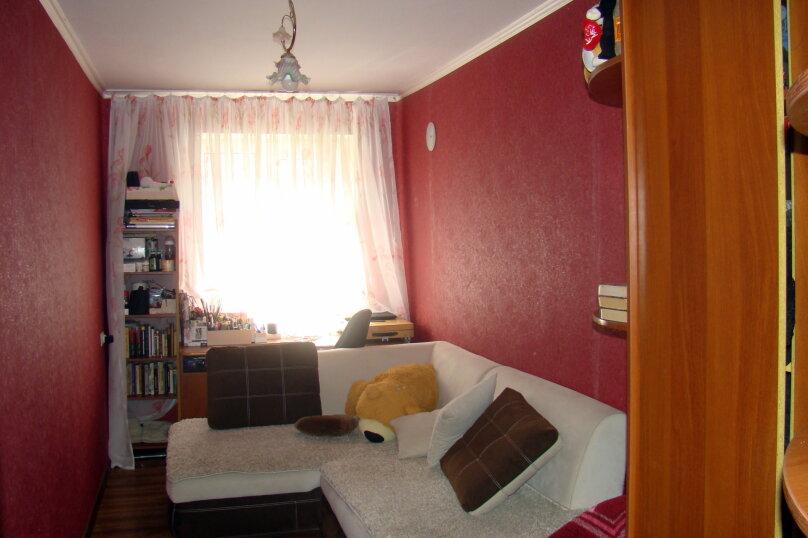 3-комн. квартира, 90 кв.м. на 6 человек, улица Бондаренко, 1, поселок Орджоникидзе, Феодосия - Фотография 7