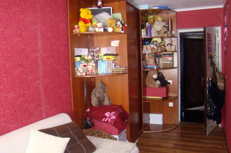 3-комн. квартира, 90 кв.м. на 6 человек, улица Бондаренко, 1, поселок Орджоникидзе, Феодосия - Фотография 8