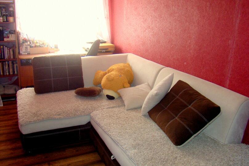 3-комн. квартира, 90 кв.м. на 6 человек, улица Бондаренко, 1, поселок Орджоникидзе, Феодосия - Фотография 9