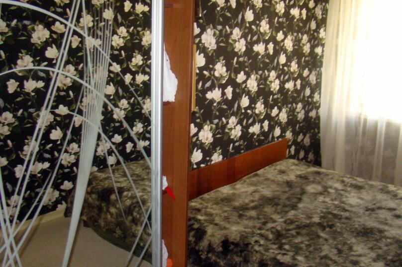 3-комн. квартира, 90 кв.м. на 6 человек, улица Бондаренко, 1, поселок Орджоникидзе, Феодосия - Фотография 13