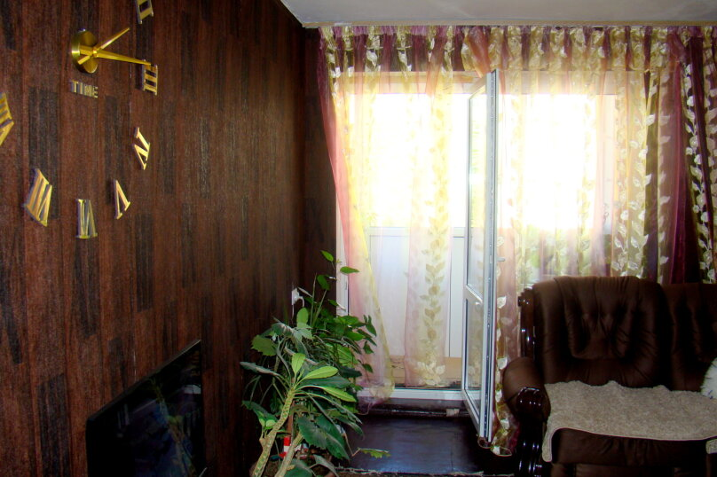 3-комн. квартира, 90 кв.м. на 6 человек, улица Бондаренко, 1, поселок Орджоникидзе, Феодосия - Фотография 14