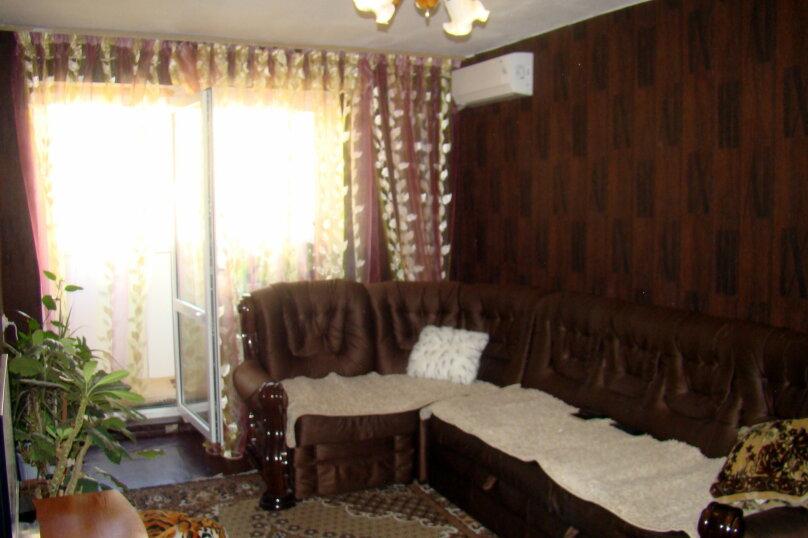 3-комн. квартира, 90 кв.м. на 6 человек, улица Бондаренко, 1, поселок Орджоникидзе, Феодосия - Фотография 15